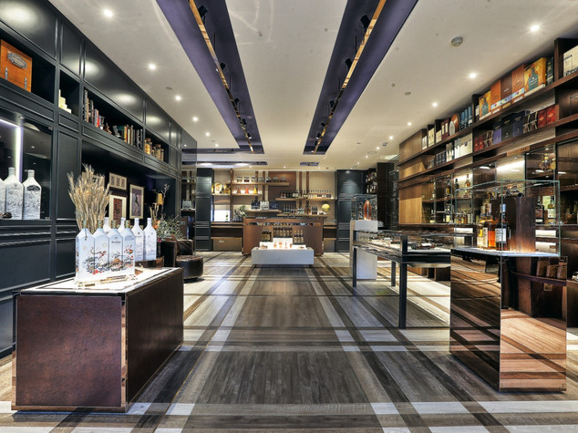 DIAGEO WHISKY BOUTIQUE