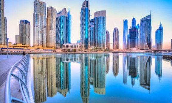 EXPERIÊNCIA DUBAI - PÁSCOA