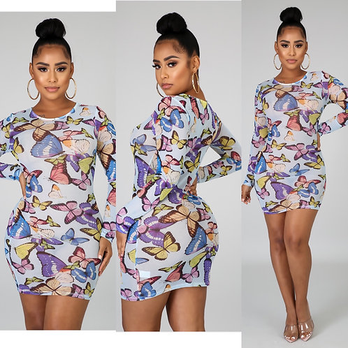 "The ""Butterfly Effect"" Dress"