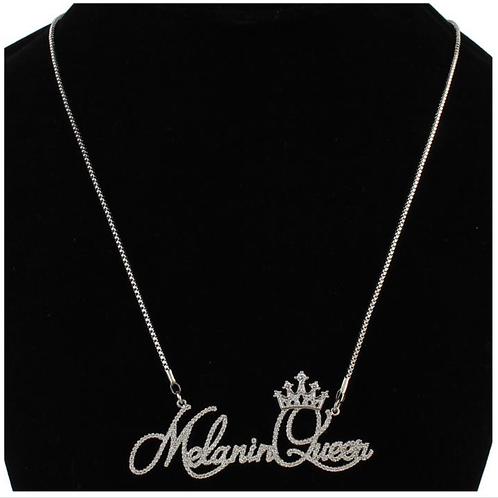 "The""Melanin Queen"" Necklace"