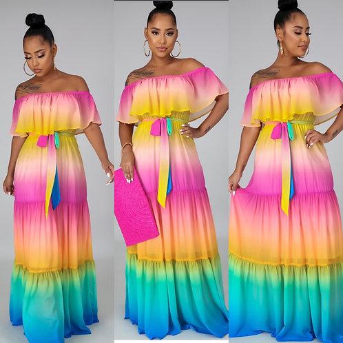 "The ""Maria Maxi"" dress"