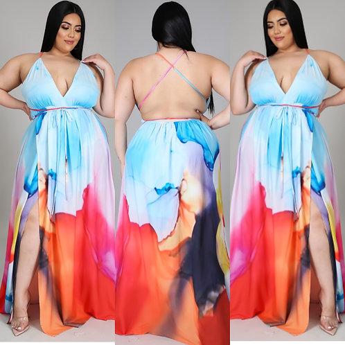 "The ""Mila"" Dress(plus)"