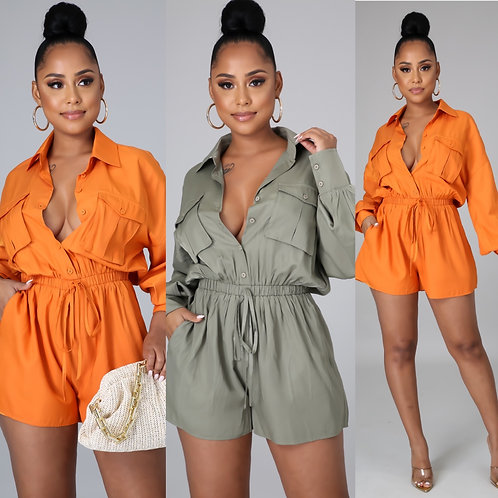 "The ""Good Girl"" Romper"