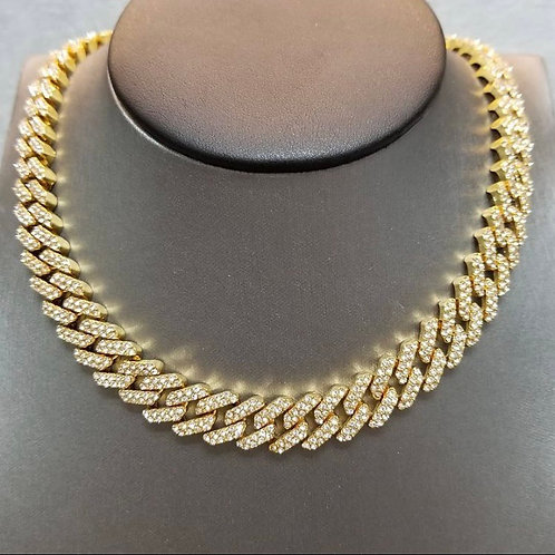 """The """"So Icy"""" Cuban Link Necklace"""