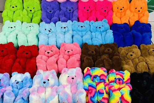 """The """"Teddy"""" Slippers"""
