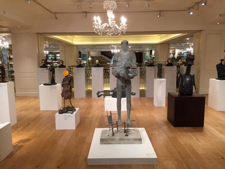 ART FOR ART'S SAKE - retail gets experimental