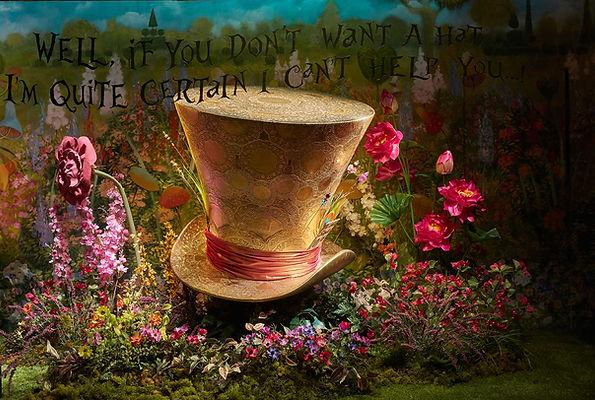 FORTNUM & MASON-alice-top hat