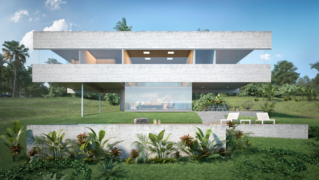 Casa Brasil / Encargo para el estudio www.n-o-a.net