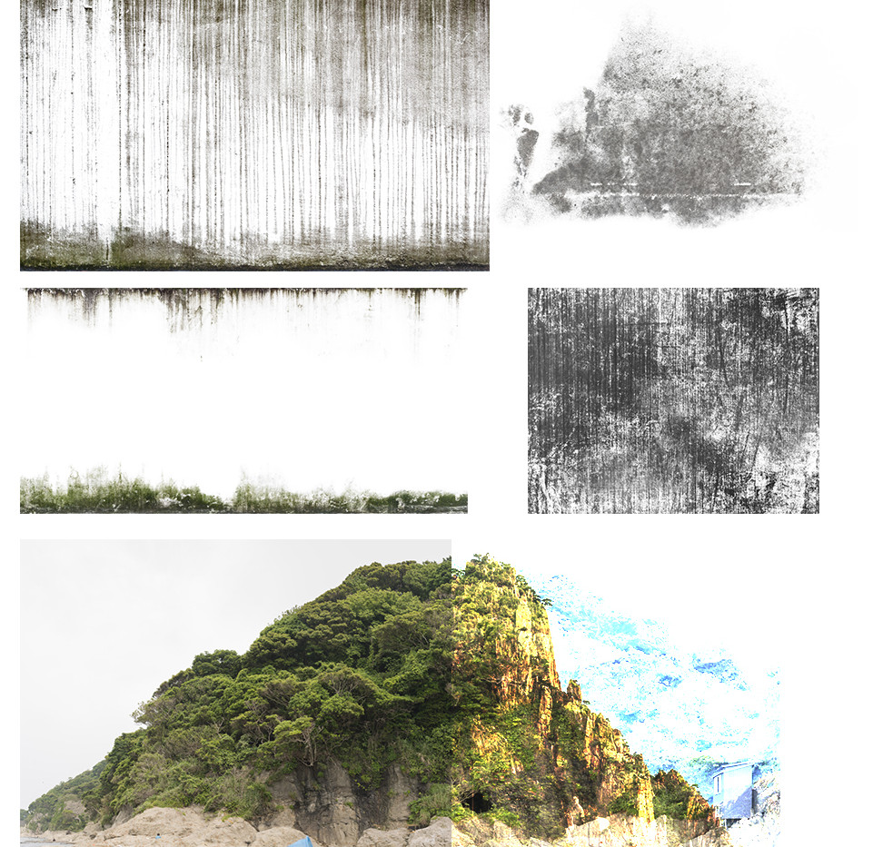 Imagenes y texturas para mattepainting