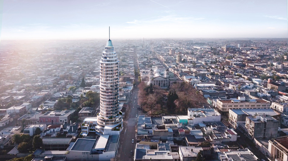 Torre de la Defensa - BDP