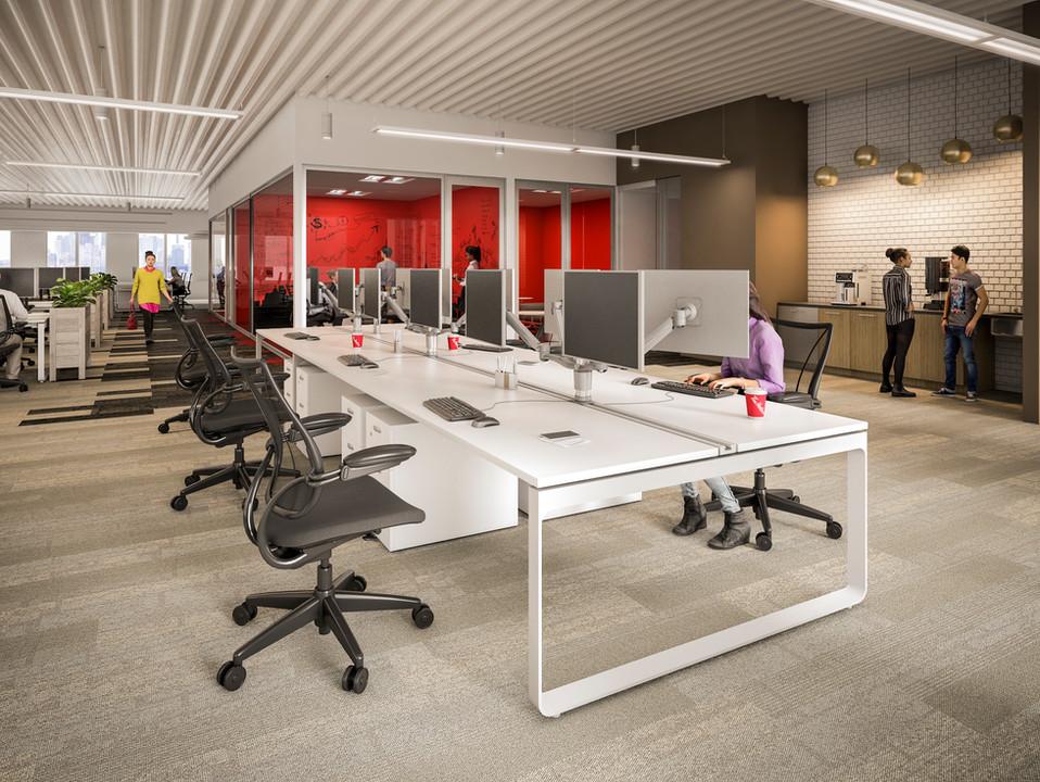 Tim Hortons Office / Canadá