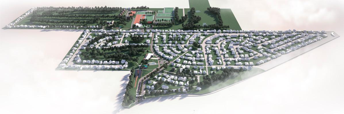 Masterplan Barrio Miraflores / Encargo para el estudio www.n-o-a.net