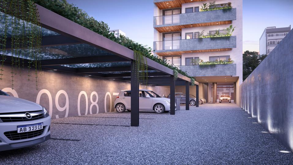 Emprendimiento Allegra Edificio / Nuevas Propiedades
