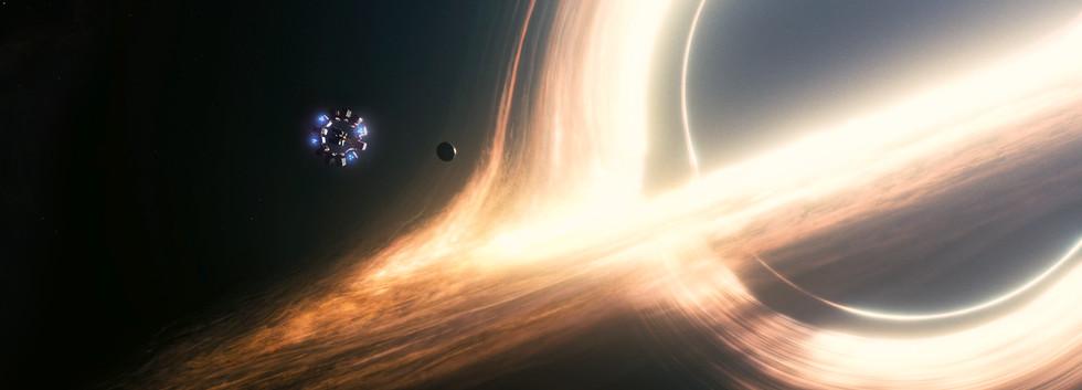 Black hole inspiration