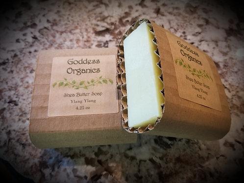 Ylang Ylang Shea Butter Soap