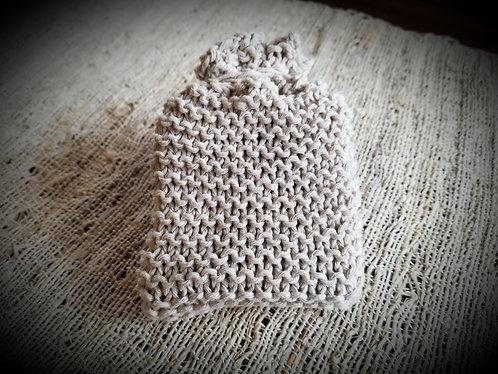 Soap Bag - Ivory