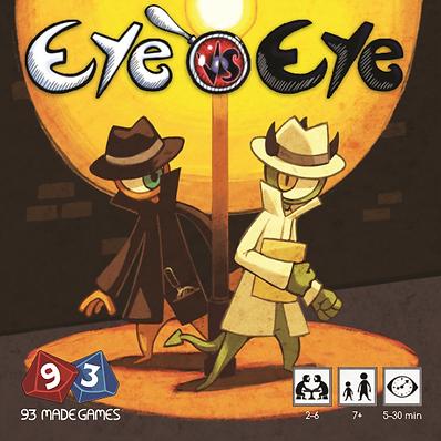 Eye vs Eye