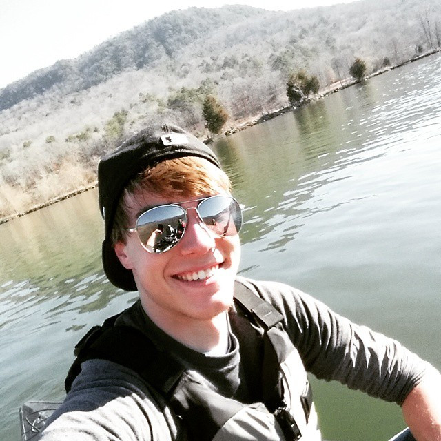 Canoed the tennessee river gorge this we