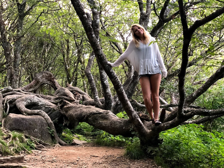 Courtney on hike.jpg