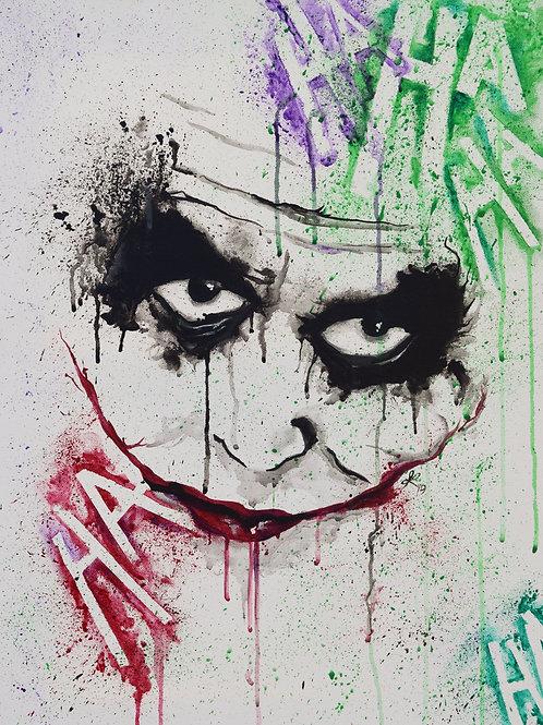 Jack Napier (The Joker) - Prints