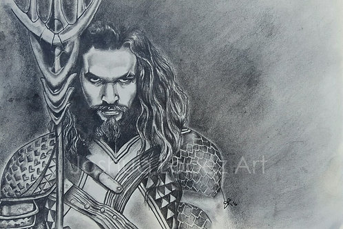Thor (Black & White) - Prints