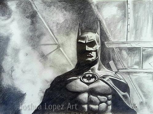 Batman (Black & White) - Prints
