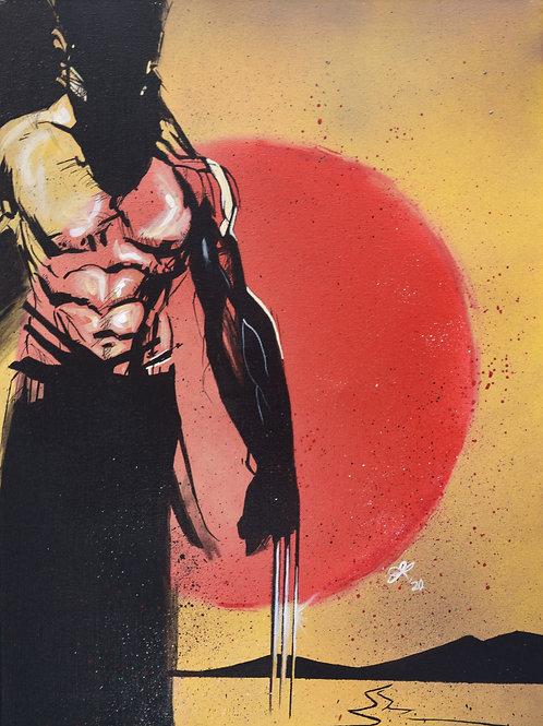 Logan (Wolverine) - Prints
