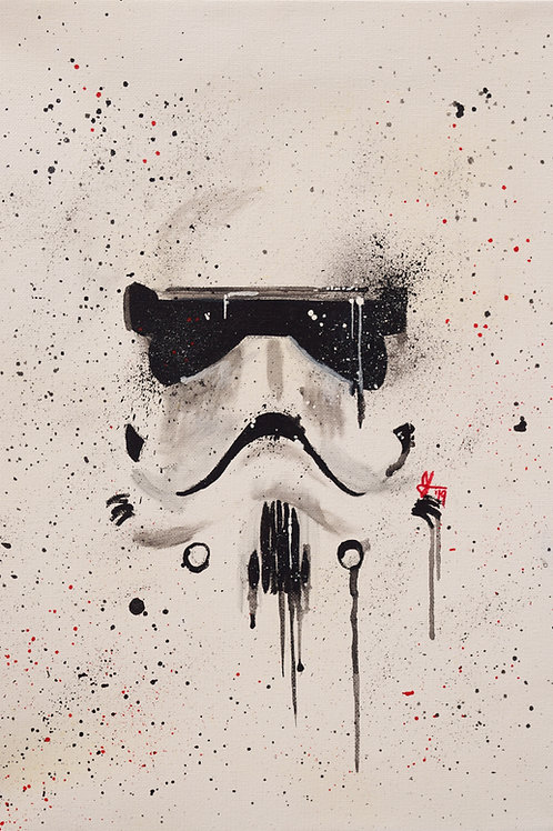Storm Trooper - Prints Only