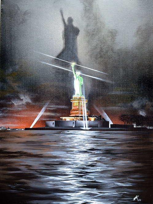 Lady Liberty (NYC) - Prints