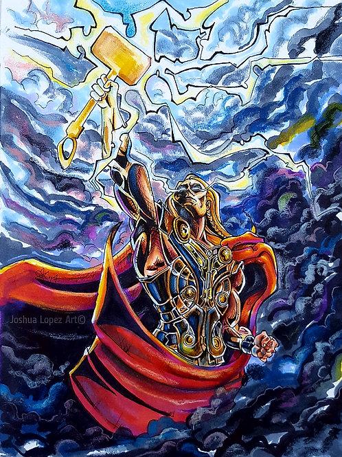 Thor - Prints