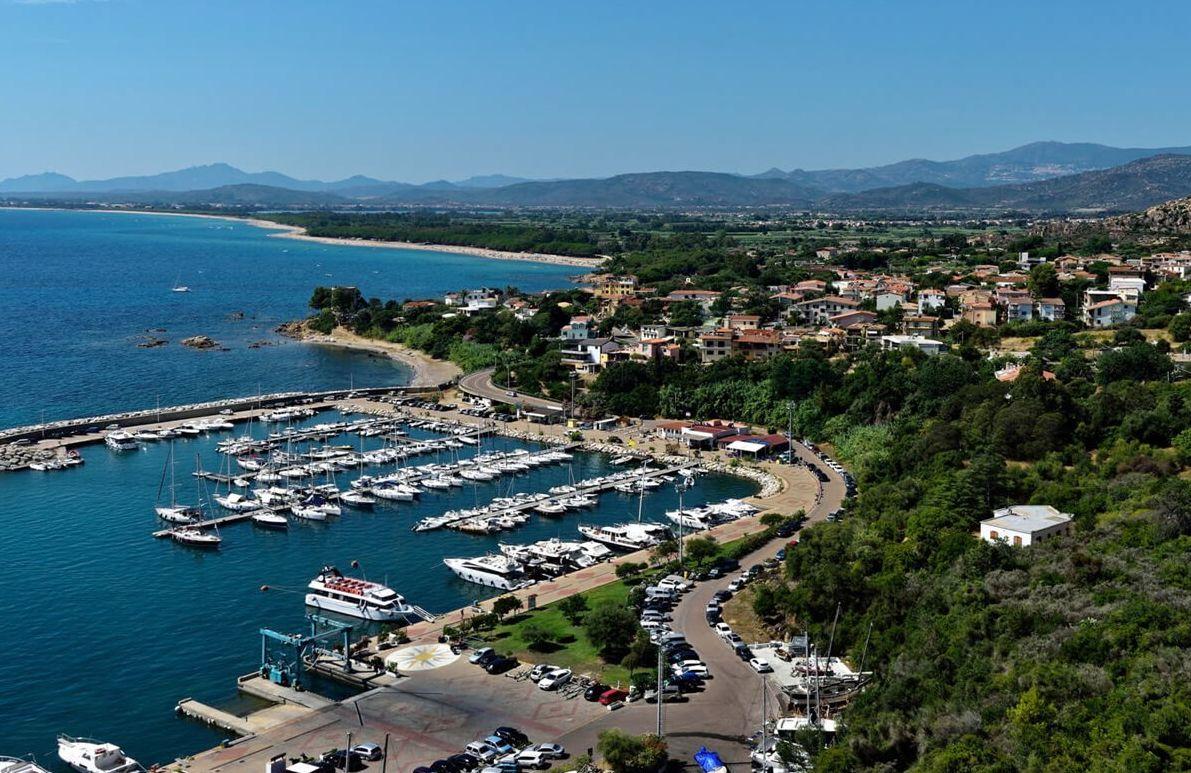 Santa-Maria-Navarrese-port-aerial