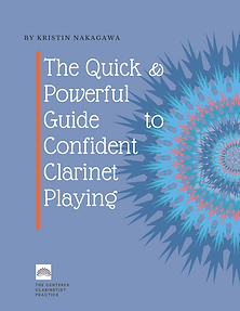 Quick & Powerful Guide to Confident Clar
