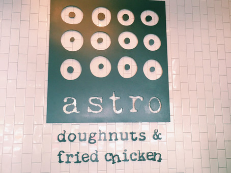 Astro's Out of this World Doughnuts! 🍩