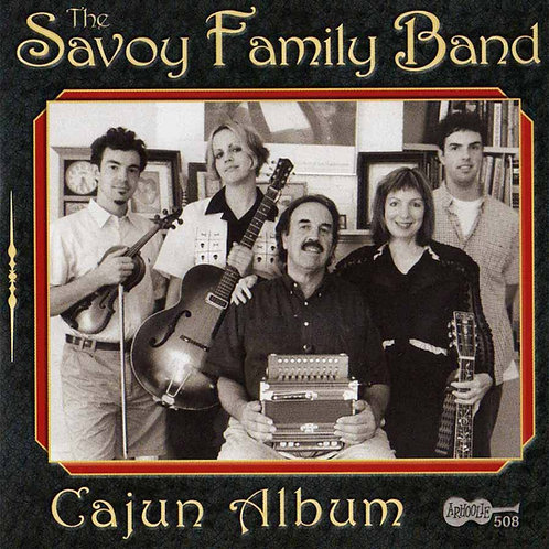 Savoy Family Cajun Album