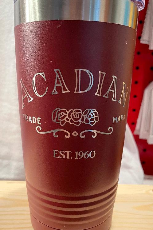 Acadian Trade Mark Tumbler