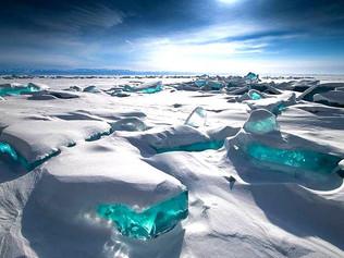 Это не иллюзия! - 30 самых прекрасных мест на Земле