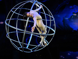 В Цирке Никулина отметили День гимнастики