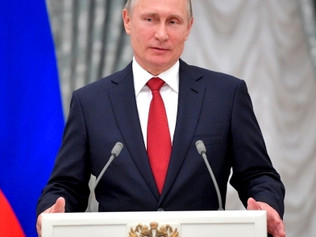 Президент России Владимир Путин поприветствовал участников фестиваля «Идол-2017»