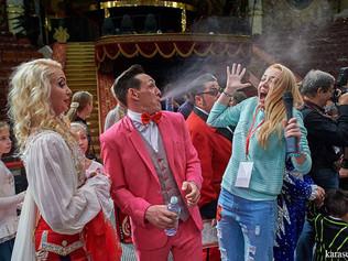 СПЕЦИАЛЬНЫЙ РЕПОРТАЖ «CIRCUS GLAMOUR»: 16-ый Московский фестиваль в цирке Никулина на Цветном бульва