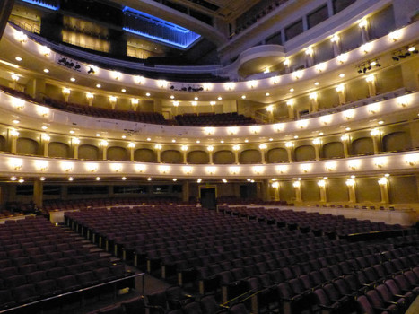 Venue - Bass Hall