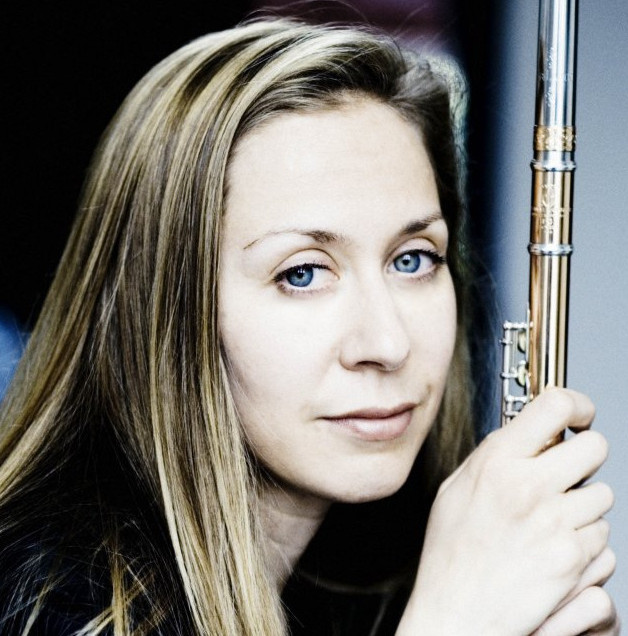 Marinna Piccinini, flute