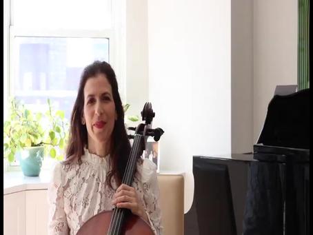 Colors in Music: Inbal Segev Discusses Elgar's 'Quintet in A Minor'