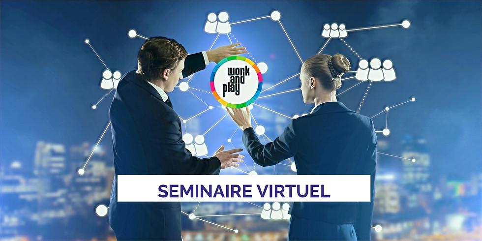 Comment surprendre votre audience avec un séminaire virtuel?