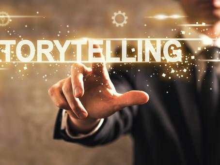 Le storytelling tout un art !