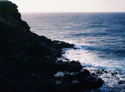 Makapuu Cliff Medium Format