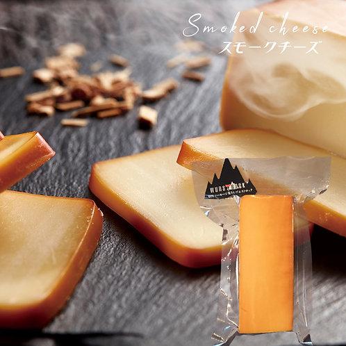 スモークチーズ ブロック(ハーフサイズ)220g【冷蔵配送】