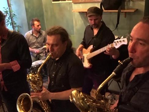"""Café-concert """"L'OCKAZ"""", Lille, Mai 2019"""