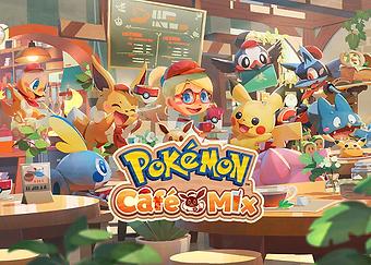 ポケモン Cafe Mix