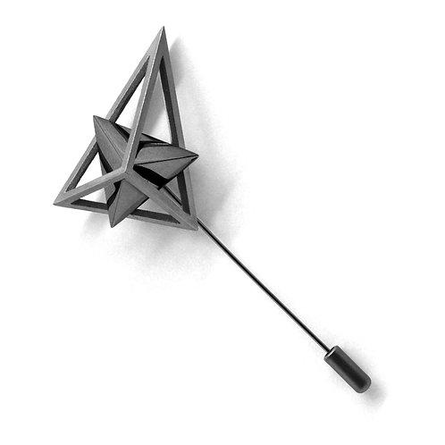 BERMUDEZ Pin / Gun Metal