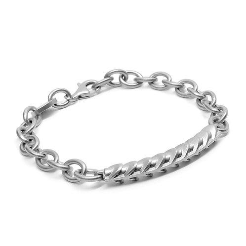 CORE Chain Bracelet / Frost